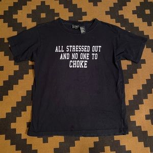 Stressed Out Tee